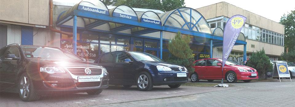 Autoankauf Potsdam